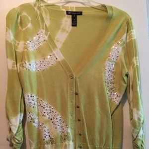 Green Inc Cardigan